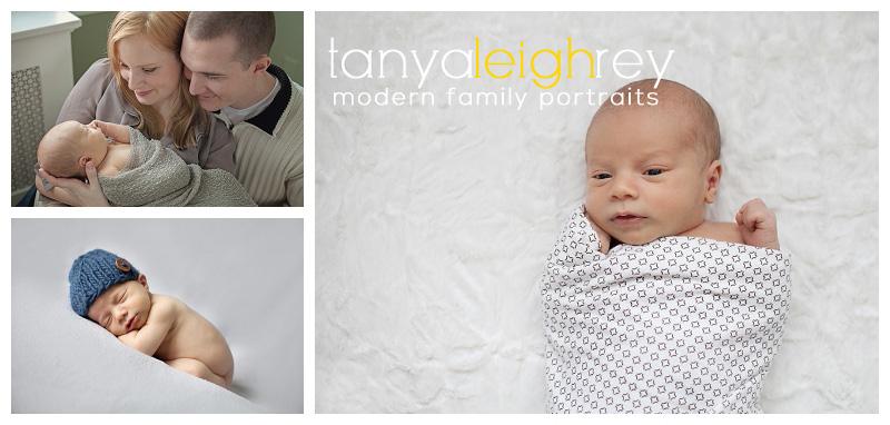 chevy chase newborn photographer