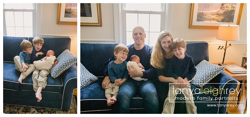 Arlington VA Family Photographer
