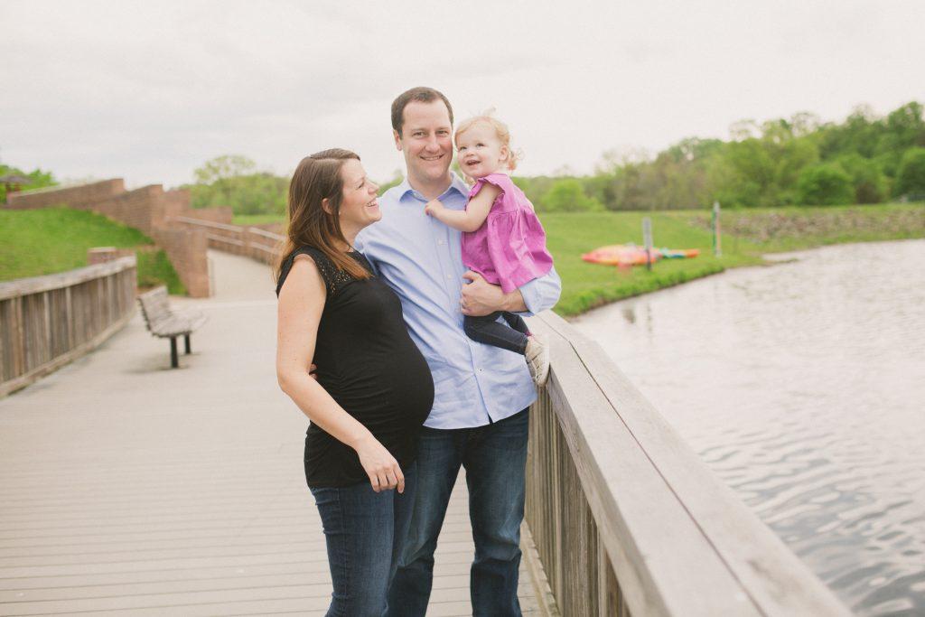 Reston VA Maternity Photography