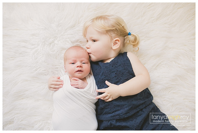 Reston va newborn photographer