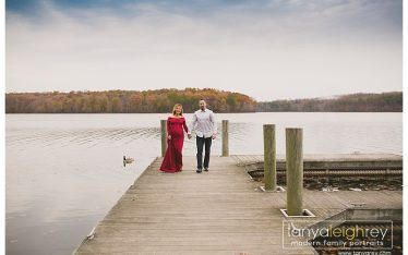 Burke VA Maternity Photographer