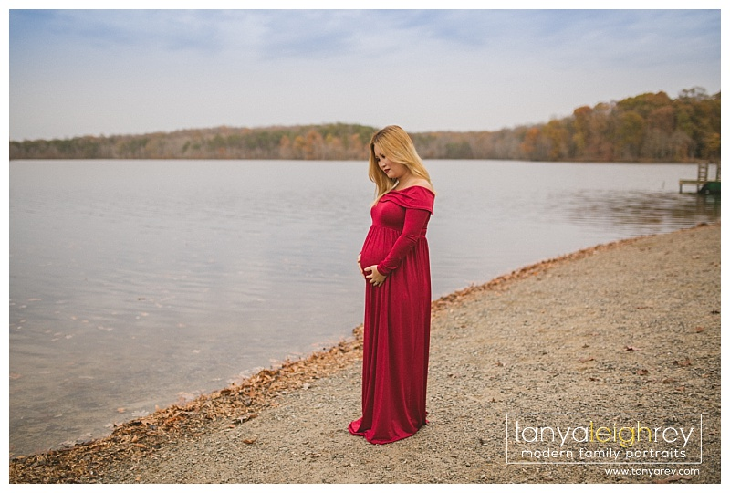 Burke VA Maternity Photographer