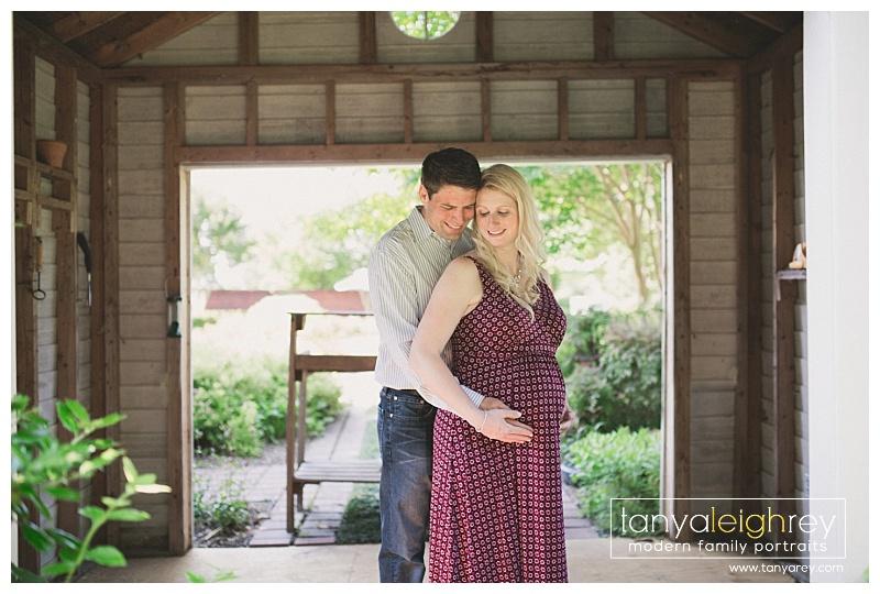 Alexandria VA Maternity Photographer