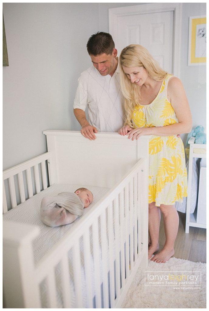 Arlington VA Newborn Photographer