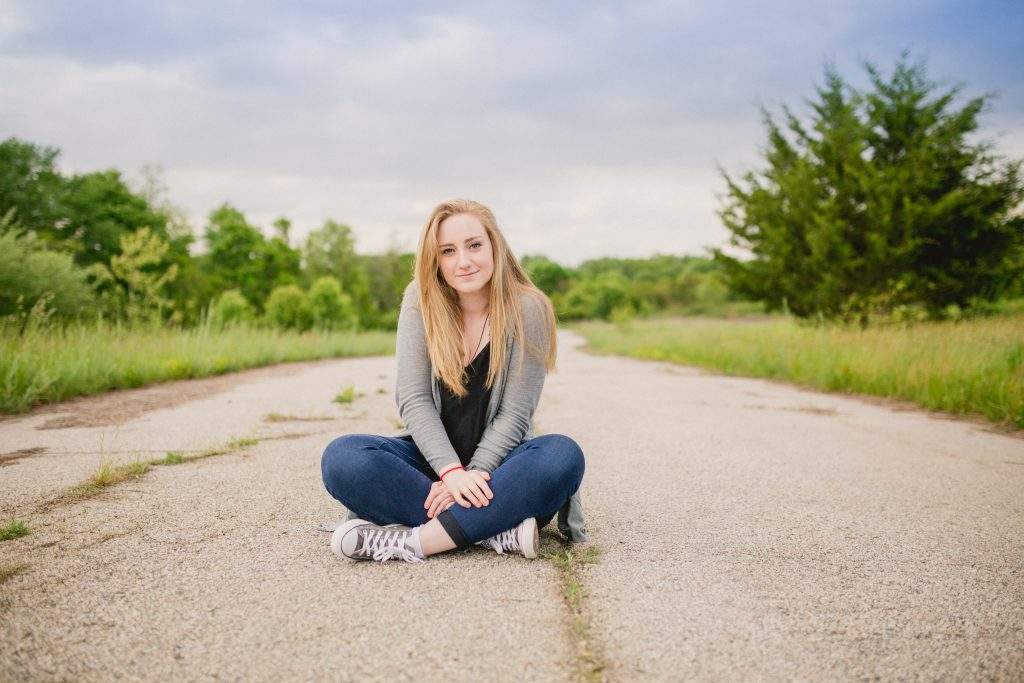 Northern Virginia High School Senior Photographer
